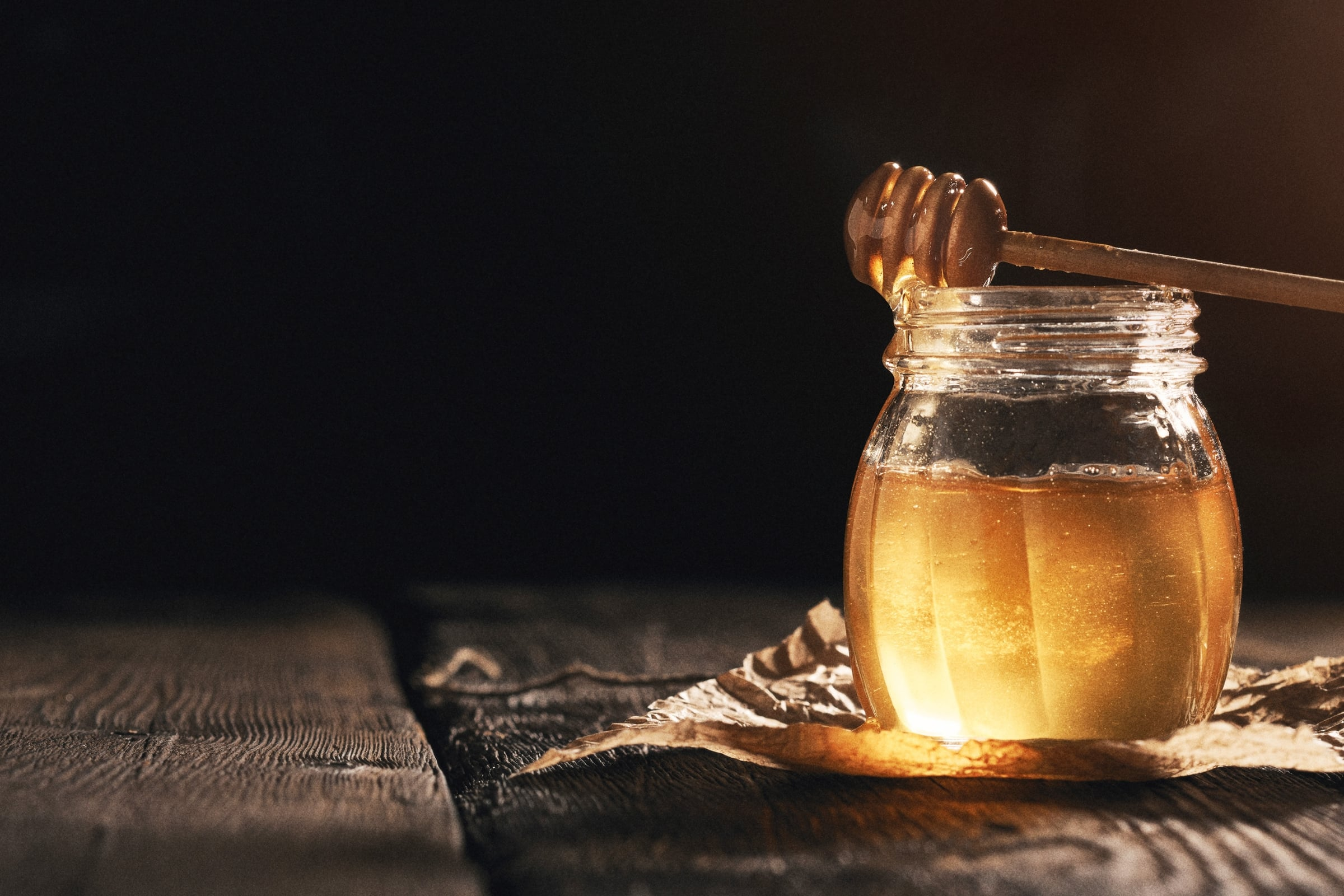 Photo of some honey
